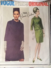 Vogue Paris Original 1662 Pierre Cardin