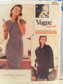 Vogue 2031 Geoffrey Beene
