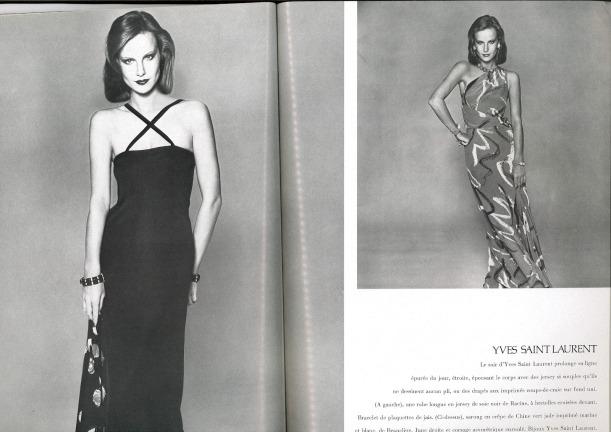 Skinny models 1970s